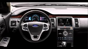 Ford Flex Interior Photos 2016 Ford Flex Interior Youtube