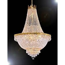 french empire crystal chandelier lighting great for the dining