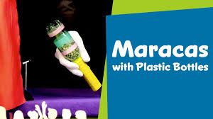 how to make maracas with plastic bottles superhands easy crafts