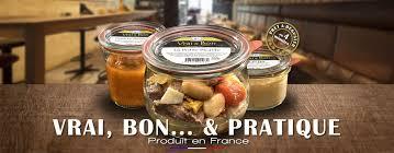 conservation plat cuisiné entrées plats cuisinés individuels et desserts en bocaux