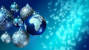 earth bauble blue stock footage synthetick