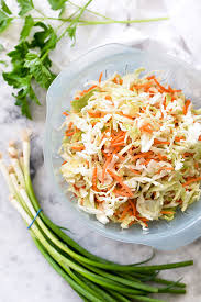 how to make the best creamy coleslaw foodiecrush com