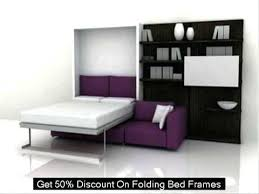 fold down bed frame best fold up beds ideas on folding beds