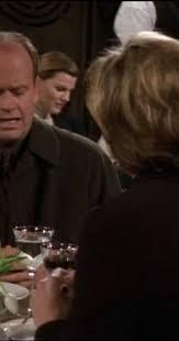 Seeking Cast And Crew Frasier Desperately Seeking Closure Tv Episode 1997 Cast