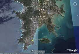 Phuket Thailand Map Google Map Of Phuket