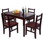 Wooden Dining Room Set Dining Room Sets Walmart Com
