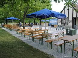 German Beer Garden Table by Estabrook Park Beer Garden Celebrates Grand Opening Onmilwaukee