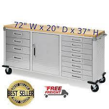 Heavy Duty Steel Cabinets Heavy Duty Large 12 Drawer Rolling Workbench Wheel Workstation