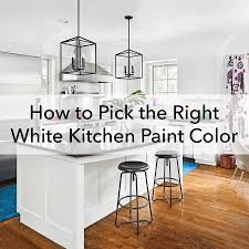 how to choose kitchen cabinets color how to the right white kitchen paint color paper moon