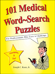 101 medical word search puzzles