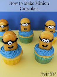 minion cupcakes how to make minion cupcakes easy tutorial