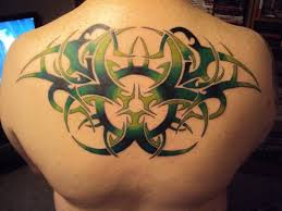 tribal tattoos for back only tattoos