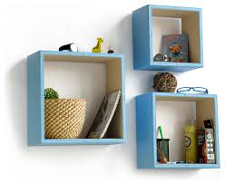 White Floating Wall Shelves by Wall Shelves Design Elegant Couture White Square Wall Shelves