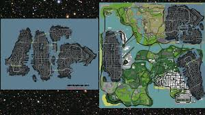 map size comparison accurate sa iv map size comparison gta v gtaforums