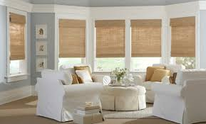 Bamboo Roller Shades Woven Woods U2014 The Blind Guy