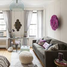 small space living tips popsugar home