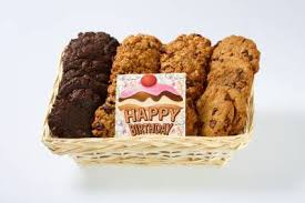 happy birthday gift baskets cookie gift baskets better cookies