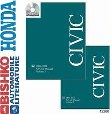 2006 honda civic service schedule repair manuals literature for honda civic ebay