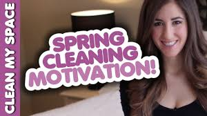 spring cleaning motivation week 1 of spring cleaning easy home