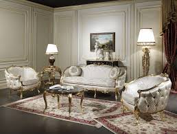 Italian Furniture Living Room Italian Classic Living Room Venezia Vimercati Classic Furniture
