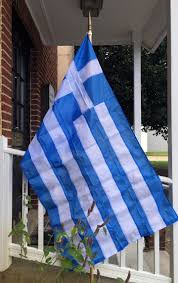 Culpeper Minutemen Flag Official Greece Flag By Bald Eagle Flag Store