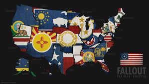 Southeast Us Map Fallout World Fallout Wiki Fandom Powered By Wikia Map Of America