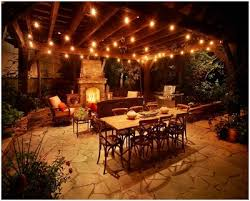 Outdoor Patio Lights Ideas Patio Lighting Ideas Reviews Erm Csd