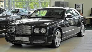 black bentley interior bentley brooklands wikipedia