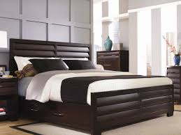 Bed Frame Simple Bed Frame Traditional King Sized Bed Frame Wood Frame Material