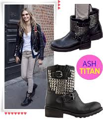 fashion motorcycle boots ash titan studded motorcycle boots fashion blogger sophie at