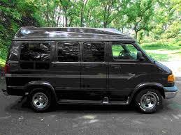 used dodge conversion vans buy used 2000 dodge ram 1500 conversion iii 3 door 3 9l