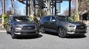 2016 infiniti qx60 exterior and 2016 infiniti qx60 first drive review