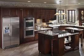 kitchen island hood ideas chic wolf range long island kitchen cabinet led lighting