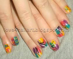 bright color nail designs u2013 slybury com