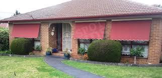 Outdoor Canvas Awnings Canvas Awnings Outdoor Blinds Factory Direct Melbournetop