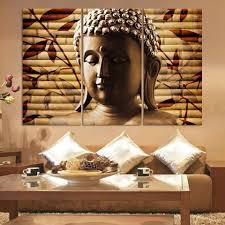 5 piece canvas modern buddha painting dealz universe luxury 3 pieces classical buddha painting yoga dealz universe