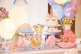 unicorn birthday party kara s party ideas pastel unicorn birthday party kara s party ideas