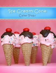 cake pop cones kids character treats treats for themed parties