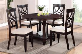 espresso dining table with leaf espresso dining set interesting ideas espresso round dining table