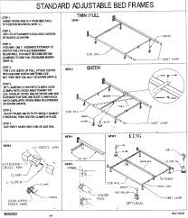 Assembling A Bed Frame Bed Frame Assembly Metal Bed Frame Assembly Bed Frame