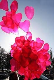 heart balloon bouquet best 25 heart balloons ideas on party