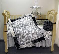 Waverly Crib Bedding Black White And Organic Baby Crib Bedding And Nursery