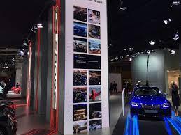 toyota yaris lexus lights toyota and lexus drive brand buzz with ugc screens at paris motor