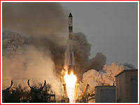 r 7 icbm soyuz rocket launch facilities in baikonur