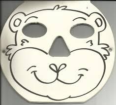 free printable masks cutouts for kids