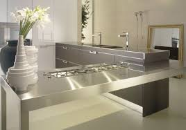 Kitchen Counter Design Stylish Kitchen Countertop Materials 18 Modern Kitchen Ideas