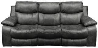 Power Leather Recliner Sofa Power Leather Reclining Sofa By Catnapper 64311