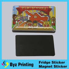 promotion gifts home decor decorative fridge magnet sticker cheap
