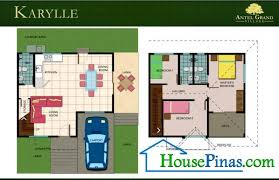 Strikingly Philippine House Design With Floor Plan Plans And