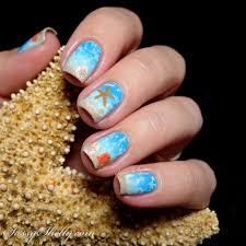 digit al dozen does summer starfish u0026 sand dollars ocean nail